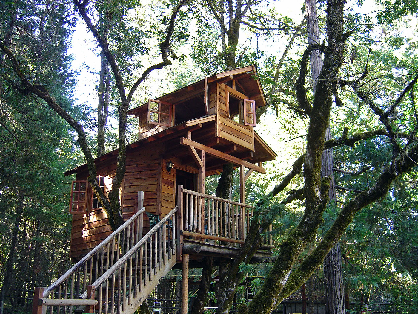 Tree Houses For Kids Page 2