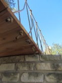 Bridge underside detail